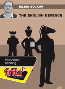 The English Defence - DVD