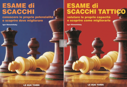 Esame di Scacchi + Esame di Scacchi Tattico