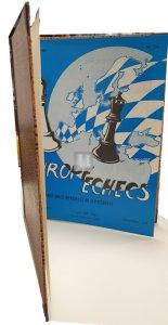 Europe Echecs 1972 - annata rilegata