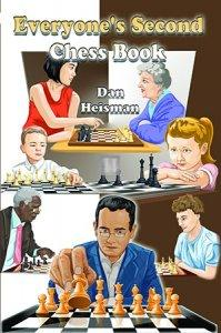 Everyone's Second Chess Book - 2nd hand