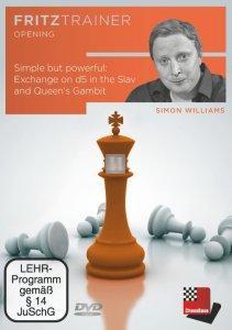 Exchange on d5 in the Slav and Queen's Gambit - DVD