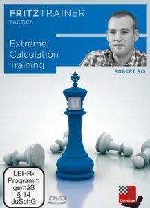 Extreme Calculation Training - DVD