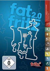 Fat Fritz 2.0 - DVD Programma di scacchi