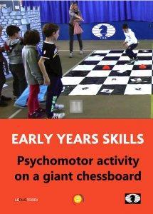 Psychomotor Activity on a Giant Chessboard - EBook