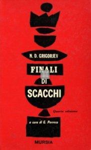 Finali di Scacchi - 2a mano raro prima edizione 1965