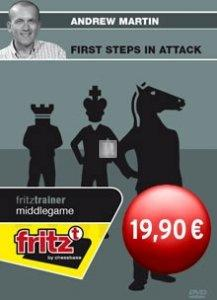First Steps in Attack - DVD