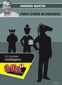 First Steps in Defence - DVD