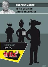 First Steps in Chess Technique - DVD