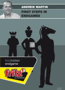 First steps in endgames - DVD