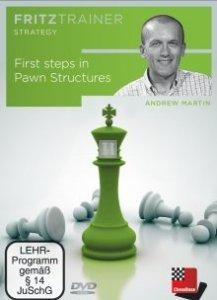 First steps in pawn structures - DVD