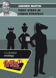 First Steps in Chess Strategy - DVD