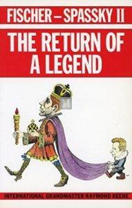 FISCHER:SPASSKI II The return of a legend - 2nd hand
