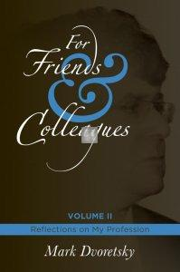 For Friends & Colleagues volume 2