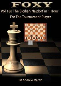 Foxy 188: The Sicilian Najdorf in 1 hour for the Tournament Player (DVD)