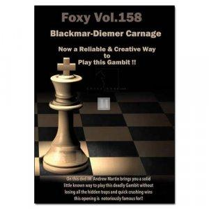 Foxy Openings vol.158: Blackmar-Diemer Carnage - Andrew Martin (DVD)