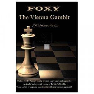 Foxy Openings vol.159: The Vienna Gambit - Andrew Martin (DVD)
