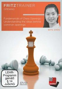 Fundamentals of Chess Openings - DVD