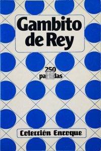 Gambito de Rey 250 partidas - 2nd hand