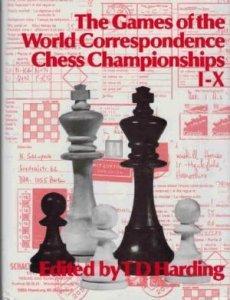 Games of World Correspondence Chess Championships 1-X - 2nd hand