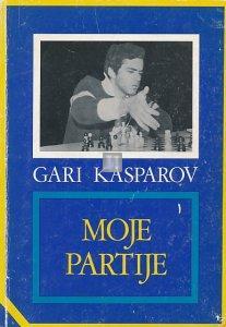 Gari Kasparov moje parije - 2nd hand