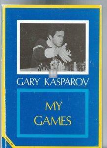 Gari Kasparov My Games - 2nd hand