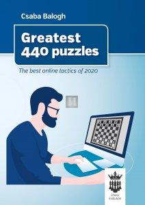Greatest 440 puzzles - The best online tactics of 2020