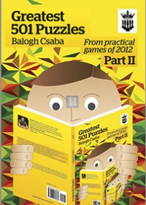 Greatest 501 puzzles - from practical games of 2012, part 2