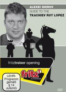Guide to the Tkachiev Ruy Lopez  - DVD
