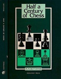 Half A Century Of Chess - 2nd hand Cadogan edition