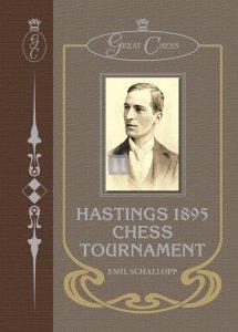 Hastings 1895 Chess Tournament - hardcover