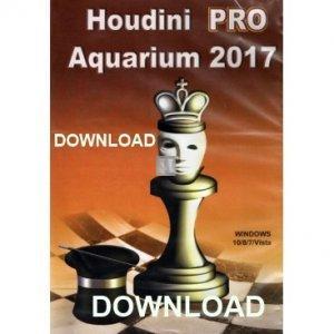 Houdini PRO Aquarium 2017 (VERSIONE IN DOWNLOAD)