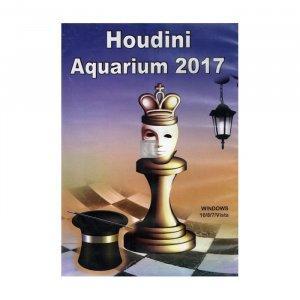 Houdini Aquarium 2017 - versione in DVD