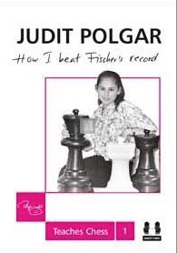 How I Beat Fischer`s Record - Judit Polgar Teaches Chess 1