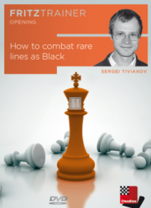 How to combat rare lines as Black - DVD