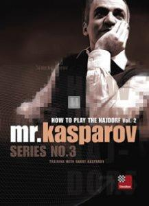 How to play the Najdorf Vol. 2 - DVD