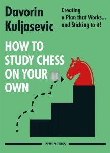 How to Study Chess on Your Own - Creating a Plan that Works… and Sticking to it!