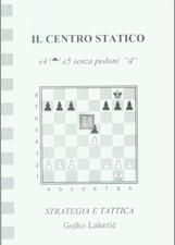 """Il centro statico e4 / e5 senza pedoni """"d"""" - 2a mano"""