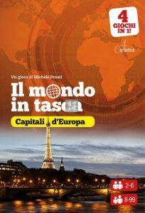 Il Mondo in Tasca: Capitali d'Europa