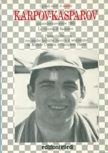 Karpov-Kasparov settembre-novembre 1985 - 2a mano