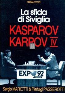 Kasparov-Karpov 4 la sfida di Siviglia - 2a mano