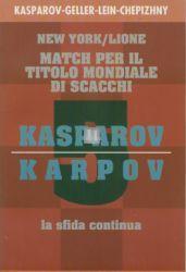 Kasparov - Karpov 5, la sfida continua: New York / Lione 1990 - 2a mano