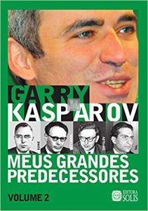 Garry Kasparov on meus grandes Predecessores, part 2 - 2nd hand