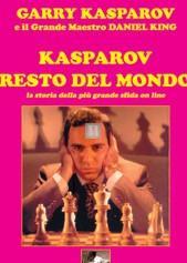 Kasparov - Resto del mondo - copertina rigida