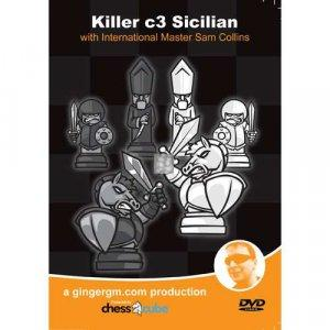 Killer c3 Sicilian - IM Sam Collins (DVD)