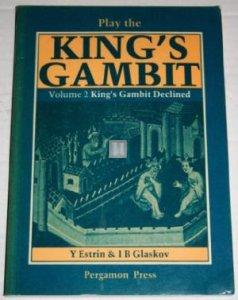 King's gambit vol 2 Estrin - 2nd hand