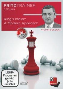 King's Indian: A modern approach - DVD