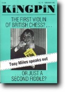 Kingpin chess magazine - 2nd hand