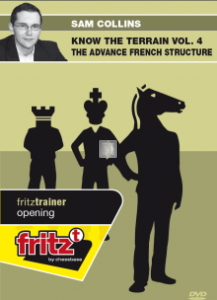 Know the Terrain Vol. 4 - The advance French structure DVD