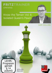 Know the Terrain Vol.6: Isolated Queen's Pawn - DVD