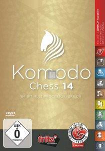 Komodo 14 - DVD